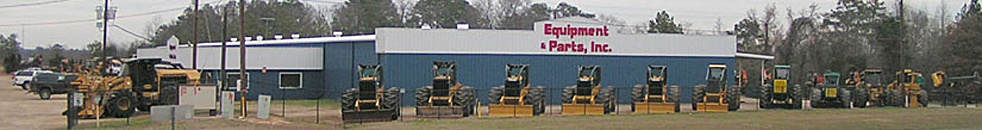 Equipment and Parts Inc. lot