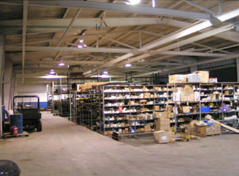 Equipment and Parts, Inc. about slider image